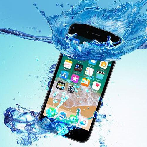 تعمیر موبایل آب خورده